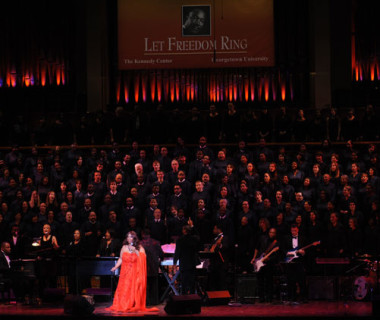 2009-Martin-Luther-King-Concert-with-Aretha-Franklin